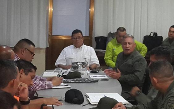 Nuevos equipos para Cuadrantes de Paz en Tucupita