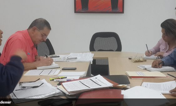 DIGESERVISP Y UNES REACTIVARAN EL CURSO BÁSICO PARA EL OFICIAL DE SEGURIDAD Y VIGILANCIA PRIVADA.