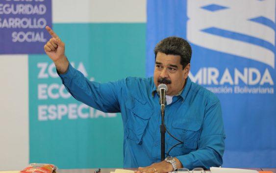 Aprobados 20 millones de Petros para la Zona Económica Especial Maracaibo-San Francisco