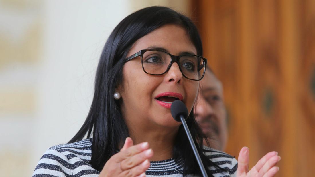 Delcy Rodríguez es la nueva Vicepresidenta Ejecutiva de la República Bolivariana de Venezuela