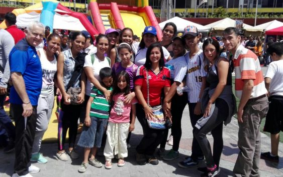 Frente Preventivo celebró el Día del Niño y Día del Policía con una gran jornada nacional