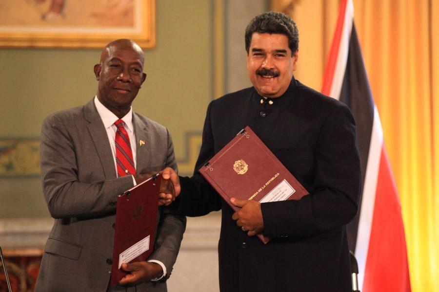 Caracas y Puerto España fortalecen lazos de cooperación energética